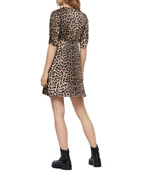 ALLSAINTS - Kota Leppo Button-Front Dress