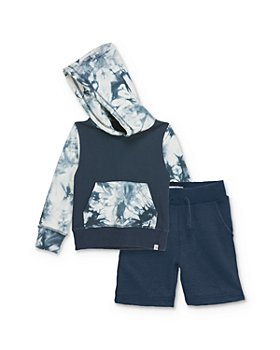 Sovereign Code - Boys' Requiem + Samson Hoodie & Shorts Set - Baby