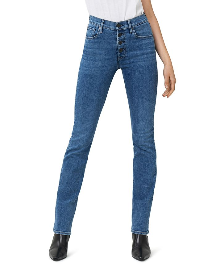3x1 - Poppy Straight-Leg Jeans in Caraway