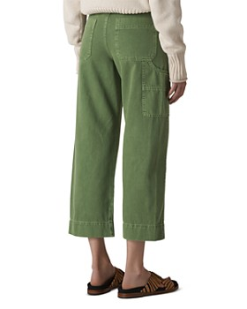 Whistles - Cropped Cargo Pants