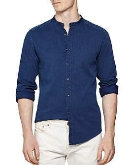 REISS - Caffrey Airtech Slim Fit Shirt