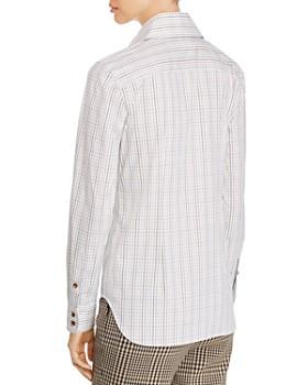 Lafayette 148 New York - James Checked Shirt