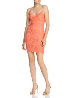 GUESS - Shia Lace Mini Dress