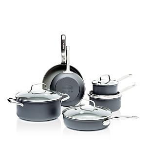GreenPan Chatham 10-Piece Ceramic Nonstick Cookware Set