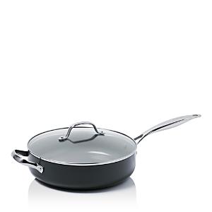 GreenPan Valencia Pro 4.5-Quart Nonstick Covered Saute Pan