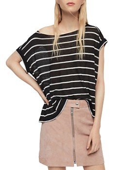 ALLSAINTS - Pina Striped Tee