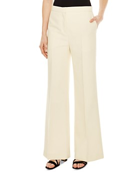 Sandro - Sloan Flared Wide-Leg Pants