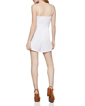 BCBGENERATION - Ladder-Front Romper