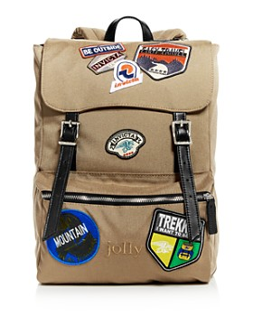 Invicta - Jolly Heritage Patch Backpack