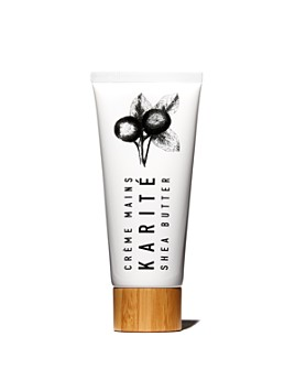 Karité - Shea Butter Crème Mains Nourishing Hand Cream 3.4 oz.