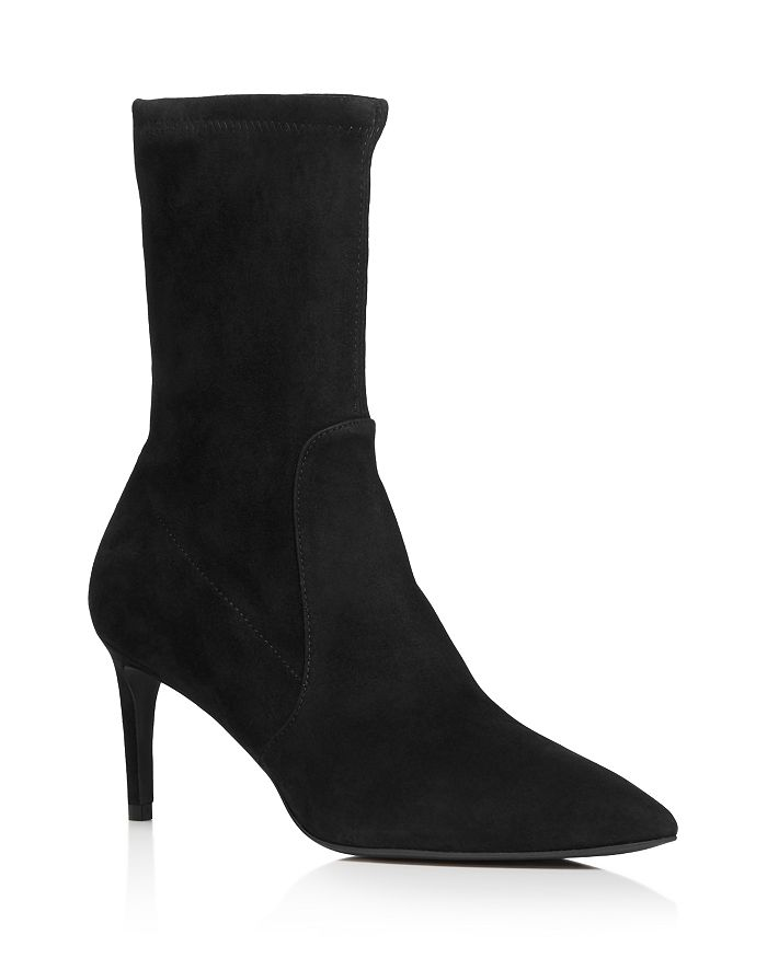 Stuart Weitzman - Women's Wren High-Heel Booties