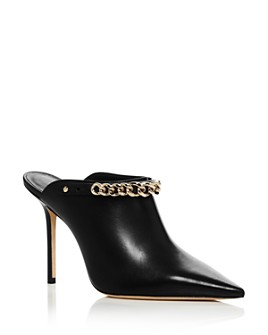 Jimmy Choo - Women's Lexx 100 Stiletto Mules