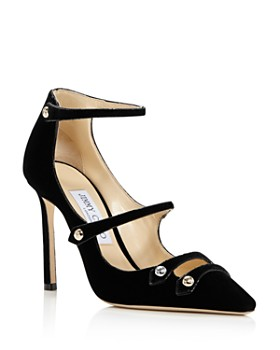 Jimmy Choo - Women's Lacey 100 Mary Jane Pumps