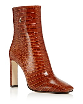 Jimmy Choo - Women's Minori 100 High-Heel Booties