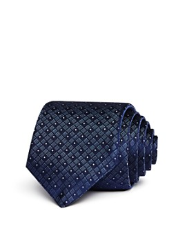 John Varvatos Star USA - Geometric Dot Classic Tie