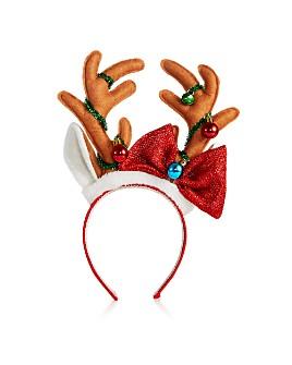 Bloomingdale's - Deer Antlers Headband - 100% Exclusive