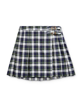 Ralph Lauren - Girls' Plaid Madras Skirt - Big Kid