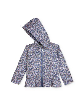 Mini Series - Girls' Trinity Floral Raincoat, Little Kid - 100% Exclusive