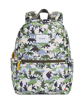 STATE - Boys' Dino Backpack