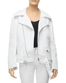 J Brand - Shelly Zip Moto Jacket