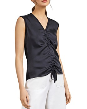 376228ad20ef Ted Baker - Polii Ruched-Front Top ...