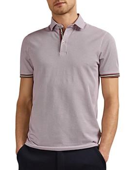 55875e02 Ted Baker Men's Designer Polo Shirts: Short & Long Sleeves ...