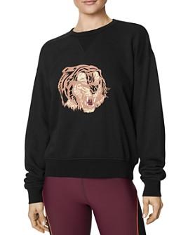 Betsey Johnson - Tiger Vintage Sweatshirt