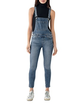 DL1961 - Florence Skinny Denim Overalls in Barrow