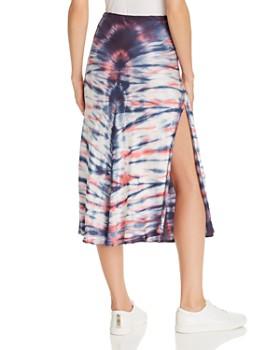 c0ec0e4590ad ... Young Fabulous & Broke - Felicity Tie-Dye Slip Skirt