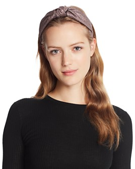 AQUA - Glitter Knot Headband - 100% Exclusive