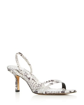 VINCE CAMUTO - Women's Sheela High-Heel Slide Sandals