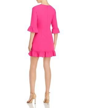 Amanda Uprichard - Candice Ruffle-Trimmed Mini Dress