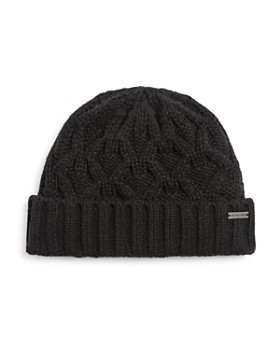 Michael Kors - Cable-Knit Cuff Hat