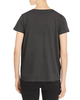 MKT Studio - Tyler Blondie Black Graphic Tee