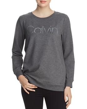 Calvin Klein - Embossed Logo Sweatshirt