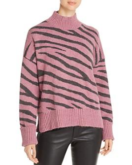 Marled - Mock Turtleneck Sweater