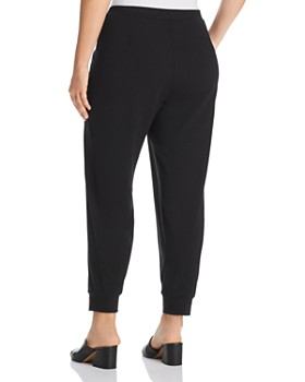 Eileen Fisher Plus - Organic Cotton Stretch Jogger Pants