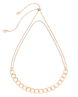 Pomellato - 18K Rose Gold Brera Adjustable Choker Necklace
