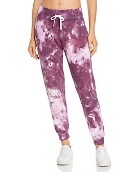 Calvin Klein - Sunburst Tie-Dye Jogger Pants
