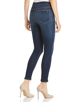 rag & bone - Nina High-Rise Ankle Skinny Jeans in Carmen