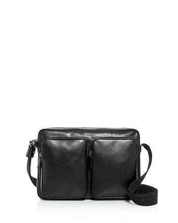 Longchamp - Baxi Leather Messenger Bag