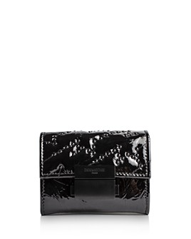 Zadig & Voltaire - Ziggy Square Patent Leather Wallet