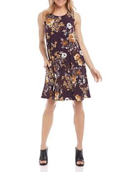 Karen Kane - Chloe Floral-Print Tank Dress