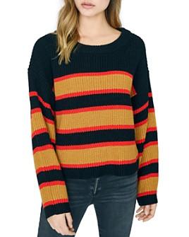 Sanctuary - Ezra Striped Sweater
