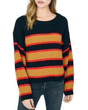 Sanctuary - Ezra Striped Sweater