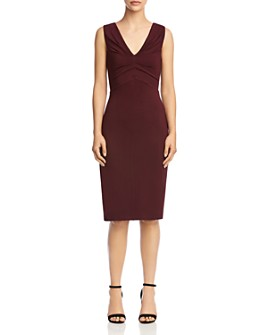 Bailey 44 - Elodie Knot Detail Sheath Dress