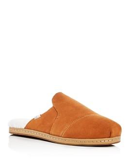 TOMS - Women's Nova Faux-Fur Slippers