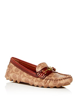 COACH - Women's Crosby Moc-Toe Drivers