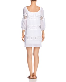 Bailey 44 - Mykonos Lace-Inset Shift Dress