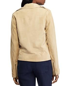 Ralph Lauren - Leather Moto Jacket